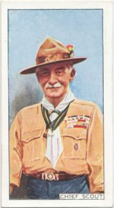 CWS - The Chief Scout - Card 1 of 50